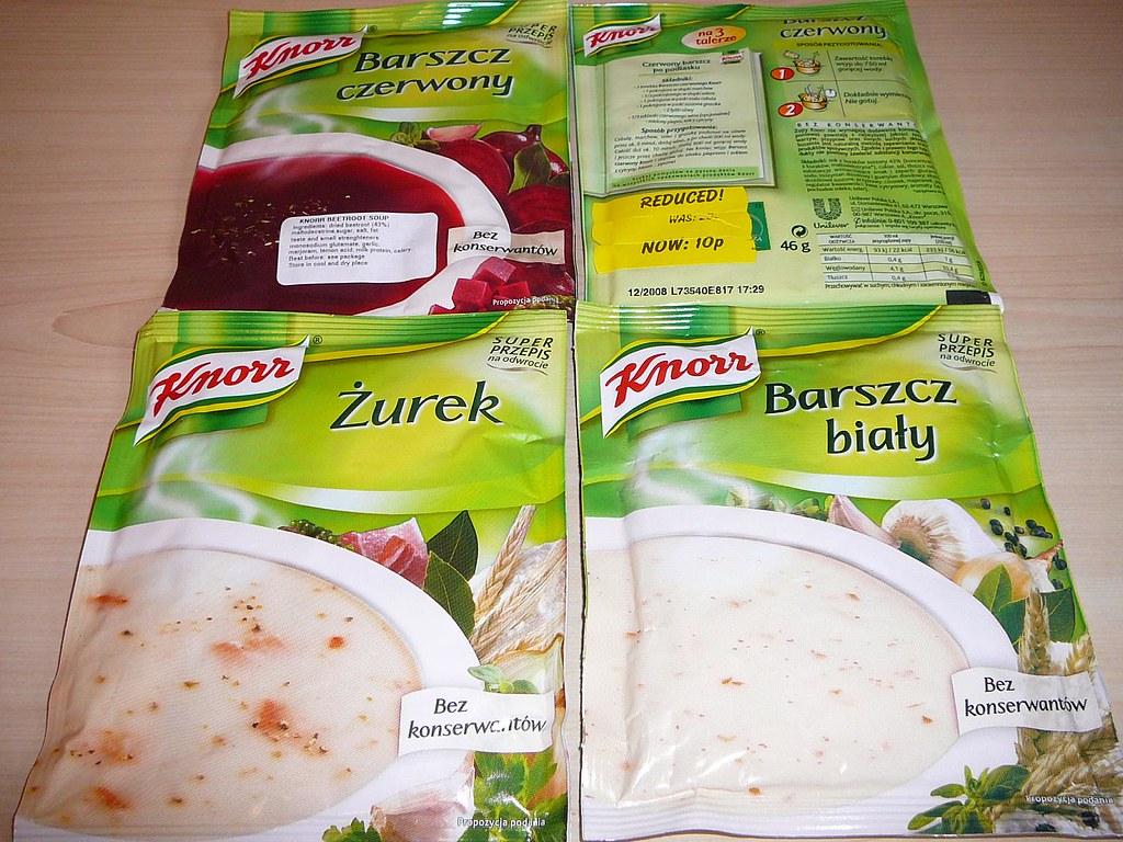 Национальный польский суп журек (żurek): история и рецепты
