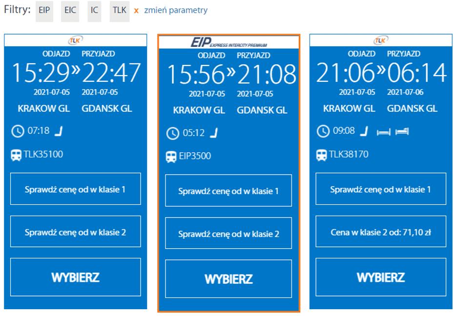 Как путешествовать по Польше, если нет своей машины?